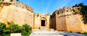 Medak fort Telangana Tour 500x212