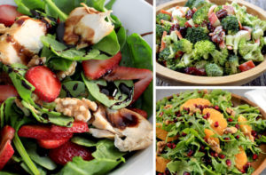 3 simple fruit salad recipes everydaydishes com H 740x486